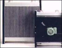 Крыльчатки для радиаторов