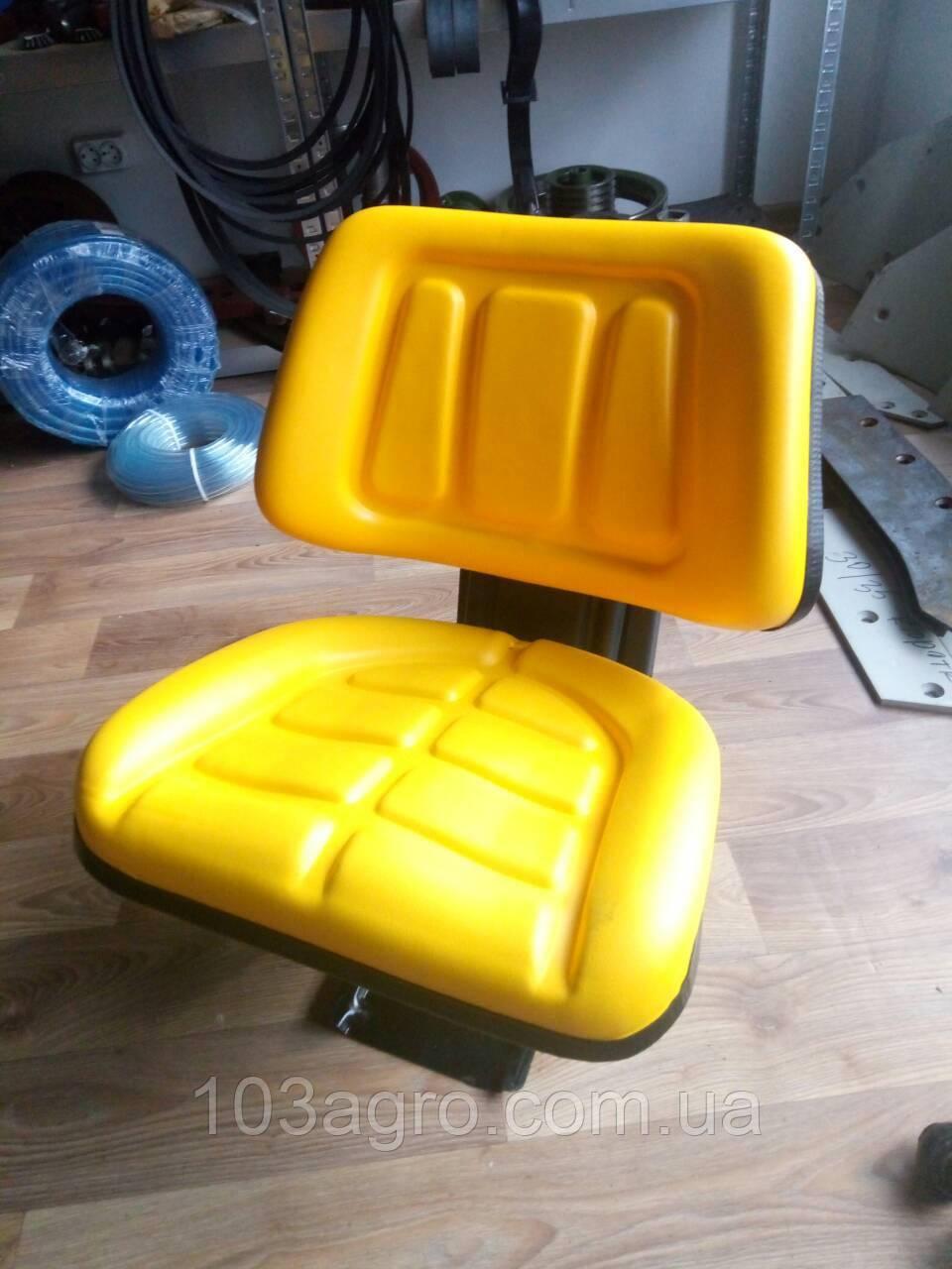 Сидіння з амортизатором