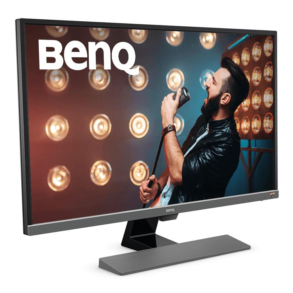 ЖК монитор BenQ EW3270U Metallic Grey 9H.LGVLA.TSE