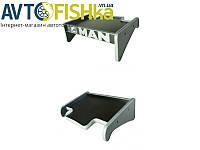 Полиця-столик речова панелі приладів MAN L-2000 чорна, фото 1