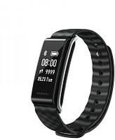 Фитнес браслет умные часы Xuawei Color Band A2 AW61 Цвет: красный и черный
