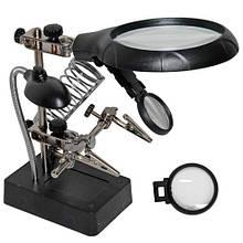 Увеличительные стекла и микроскопы
