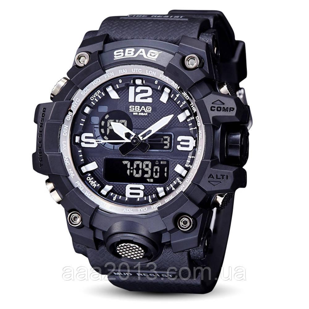 Мужские  спортивные часы EXPONI ( G-Shock) армия водонепроницаемые