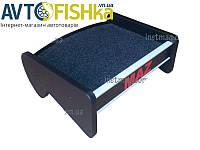 Полиця-столик речова панелі приладів МАЗ ЄВРО-2 чорна, фото 1