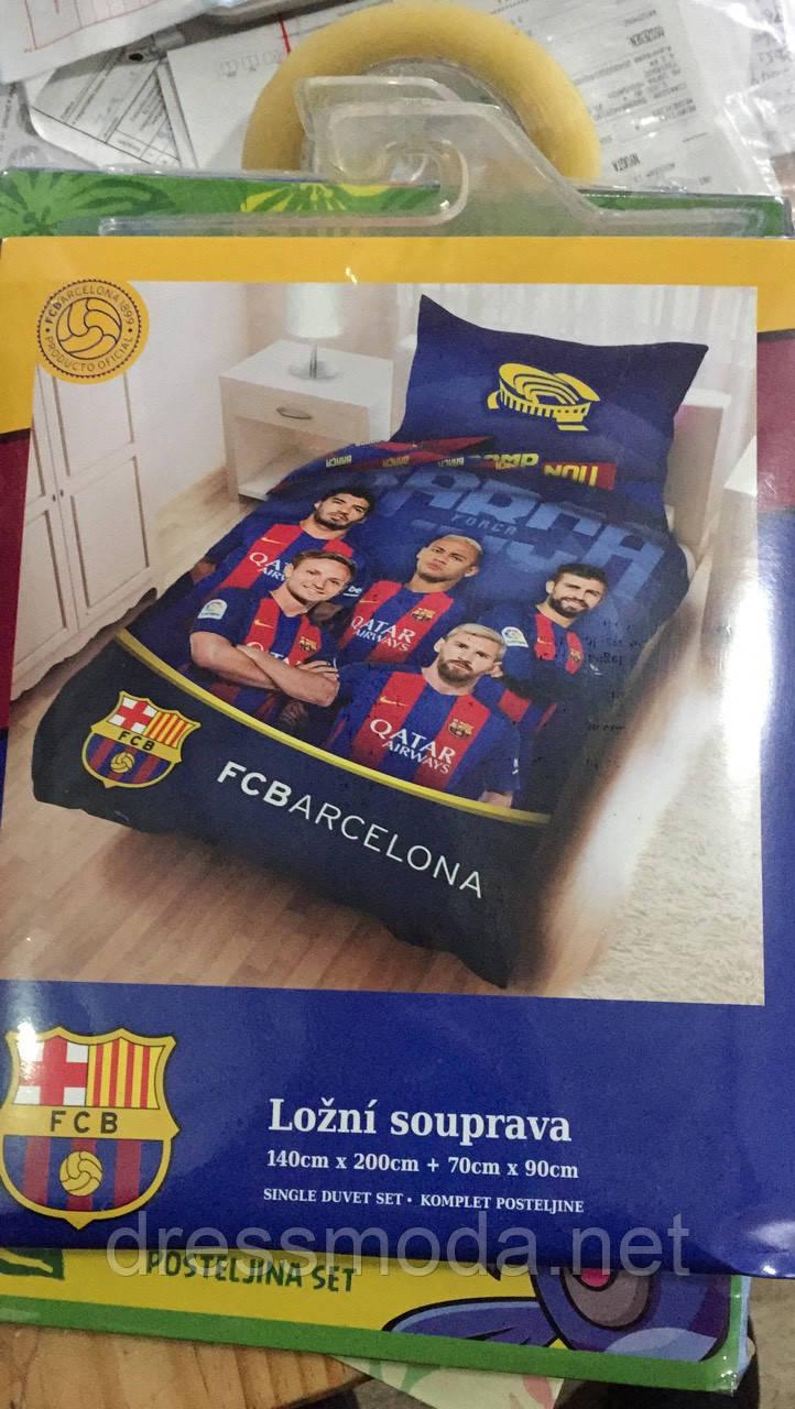 Комплект постельного белья для мальчиков FCB от Disney