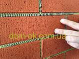 Кирпич гибкий из мраморной крошки (клинкер) в стиле кантри(хаотическая кладка), цвет КРЕМ, фото 9
