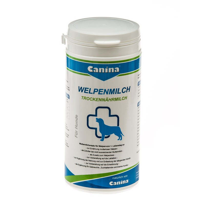 Canina WELPENMILCH (сухе молоко для собак) 150 г.