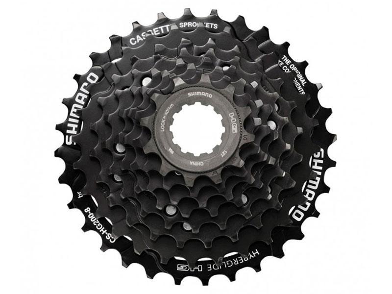 Касета велосипедна SHIMANO CS-HG200-9