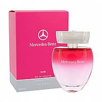 Mercedes-Benz Rose For Women edt 90 ml. w оригинал