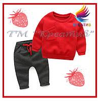 ОПТОМ Спортивные костюмы детские трикотажные от 50 шт.