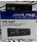 Автомагнитола Alpine UTE-92BT (USB|AUX|BT|6-RCA|DSP|3-Way), фото 3