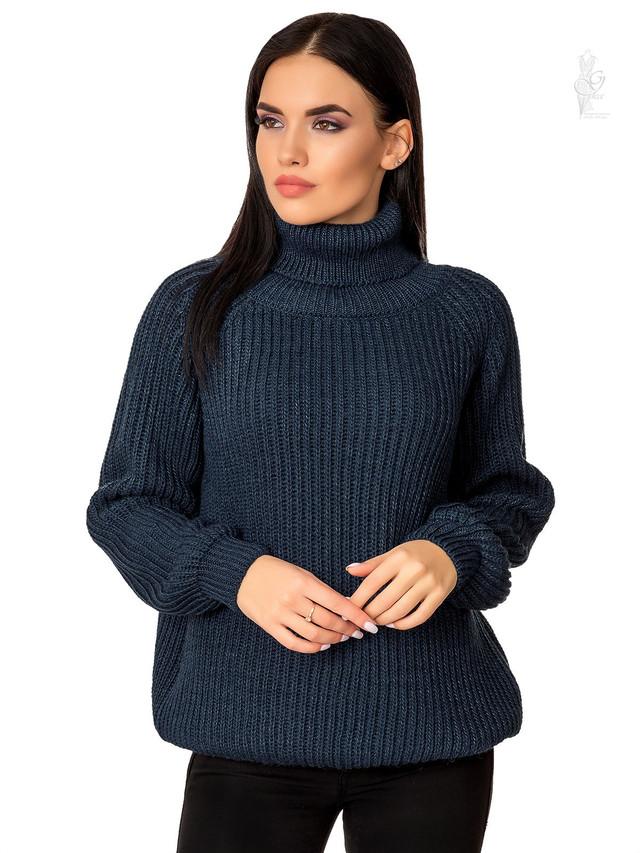 Фото Женского свитера оверсайз Мара-3