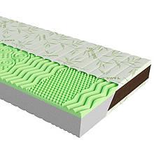 Ортопедичний безпружинний матрац Neo Green Take & Go Bamboo ЕММ