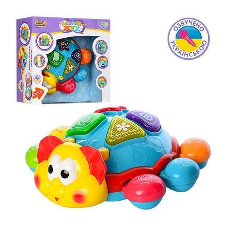 Жук игрушка для малышей 7013
