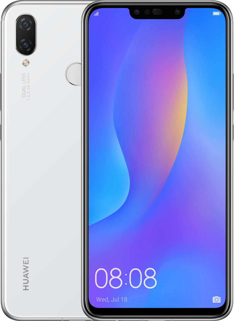 Смартфон Huawei P smart + 4/64 WHITE
