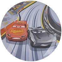 Тарелка десертная Luminarc Disney Cars-ІІІ стекло d 20 см Разноцветный (LUM-N2971_psg)
