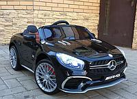 Детский электромобиль Mercedes SL65 AMG, M 3583EBLR-2, черный