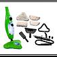 Швабра для уборки дома.Паровая швабра H2O Mop X5, фото 7