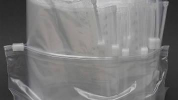 Пакеты с замком zip-lock Slider (Молния)