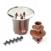 Фонтан шоколадный Фондю Mini Chocolate Fondue Fountain