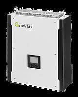 Сетевой гибридный солнечный инвертор Growatt Hybrid 3000 HY (3кВт, 1-фаза, 2 МРРТ)