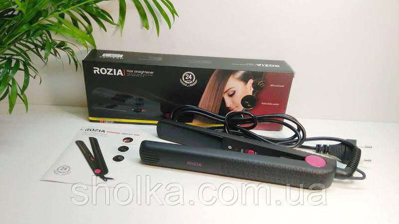Утюжок для волос Rozia HR-737
