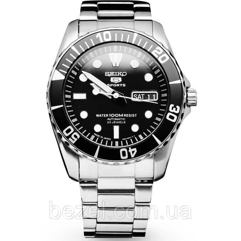 buy online d8c9a eb2c7 Мужские часы Seiko SNZF17J1 Made in Japan Submariner Automatic: продажа,  цена в Черкассах. часы наручные и карманные от