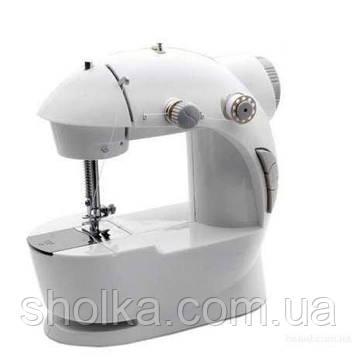 Компактная мини швейная машинка 4 в 1