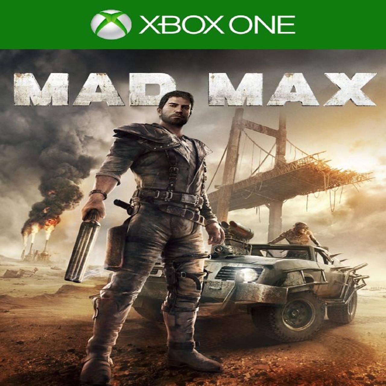 Mad Max RUS XBOX ONE