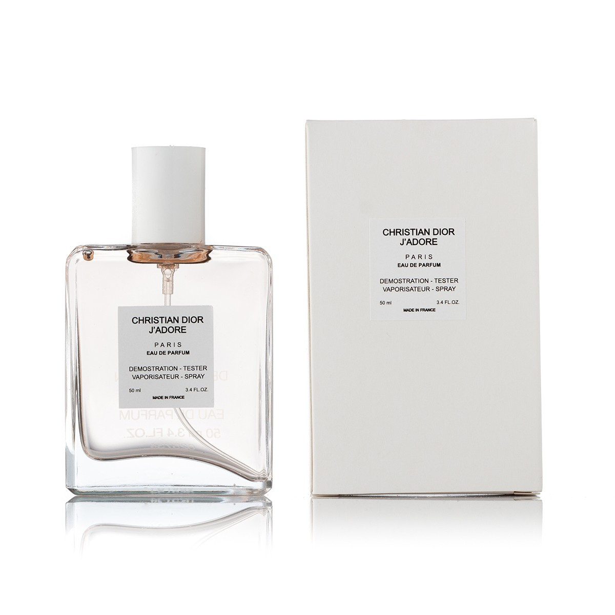 женский мини парфюм тестер Dior Jadore Parfum 50 мл продажа