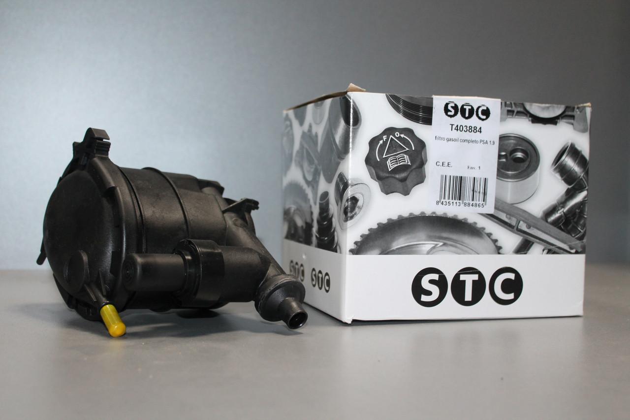Корпус топливного фильтра овальный CITROEN JUMPY, FIAT SCUDO, PEUGEOT EXPERT 1,9D DW8 1868 96г.-