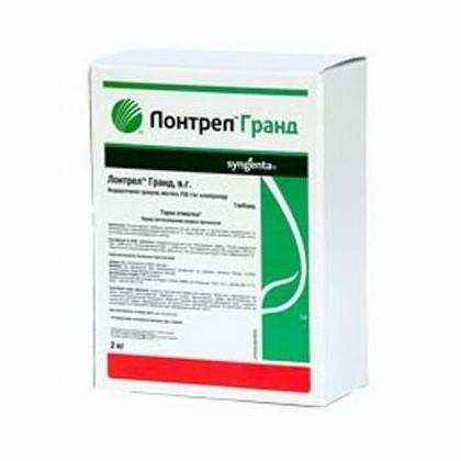 Гербіцид Лонтрел Гранд 75 WG, в.г - 2 кг | Syngenta