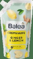 Рідке мило BALEA Flüssigseife Ginger & Lemon Nachfüllpackung
