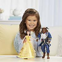 Disney Beauty and the Beast Grand Romance Колекційні Бэлль і Чудовисько, фото 1