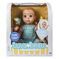Интерактивная кукла Spin Master Luvabella мальчик / Luvabella Boy Interactive Baby Doll