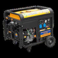 Генератор бензиновый Sadko GPS-8500E, все для сада дачи огорода, производитель Sadko (Садко) Словения.