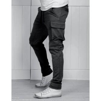 Мужские спортивные штаны с карманами карго - Web-покупки УСПЕХ - Модная  одежда оптом и 188109daaede0