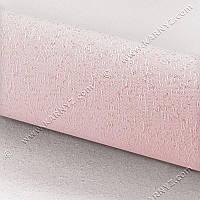 Рулонные шторы термо Блэкаут Перл розовый
