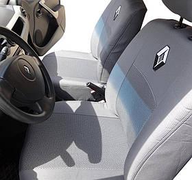 Чехлы на сиденья Renault Kangoo 2004-2007 Elegant Classic