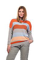 Пуловер SVTR S-М Сладкая карамель , фото 1