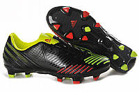 Мужские бутсы Adidas Predator LZ SL Black Green Red 34 размер 42 112687-42 5e1d7236df3b6