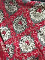 Мебельная ткань шенилл двухсторонняя ширина ткани 150 см сублимация ш-3084