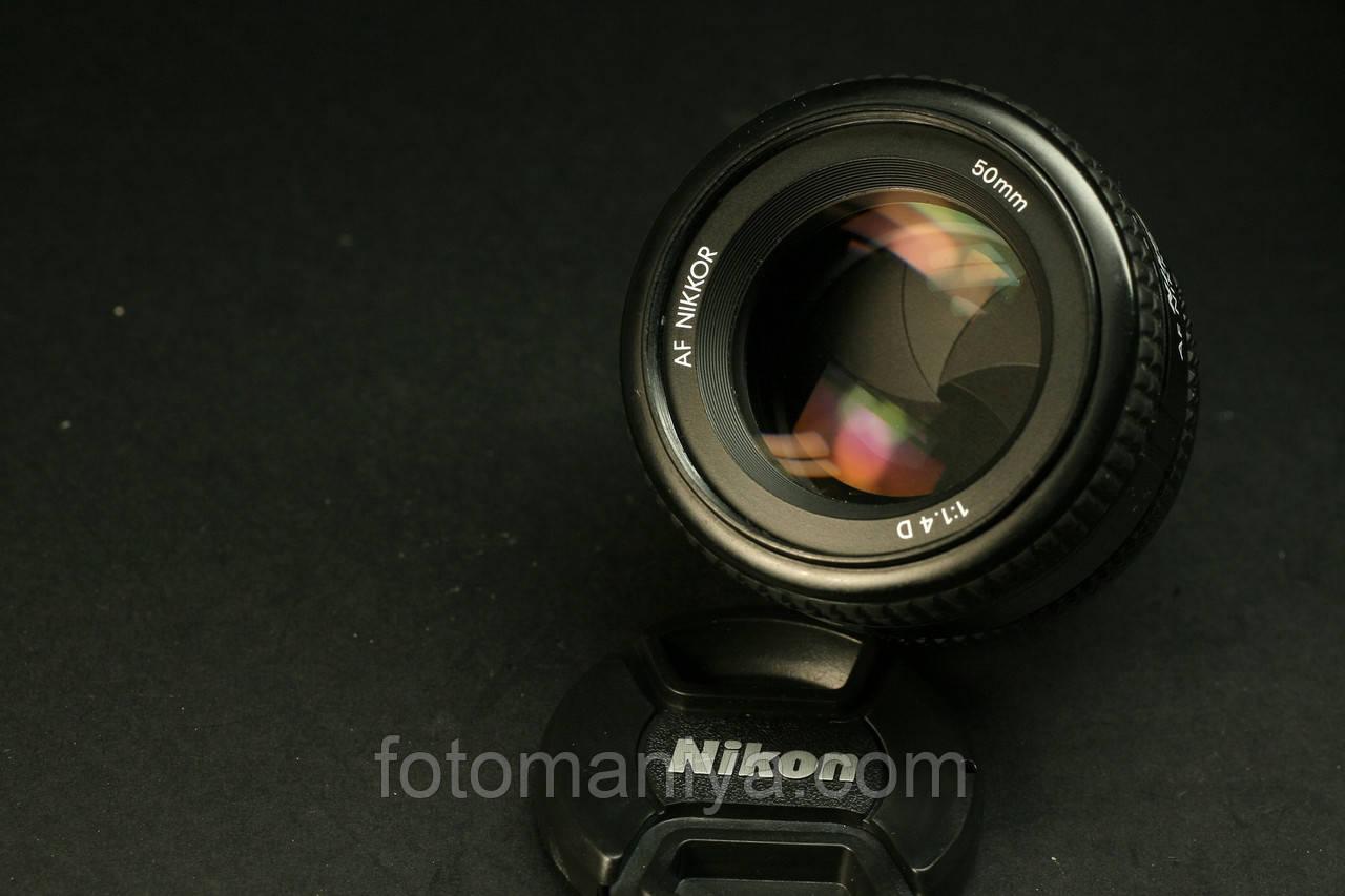 AF Nikkor 50mm f1,4D