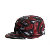 Кепка Cayler & Sons Snake Snapback Black-Red