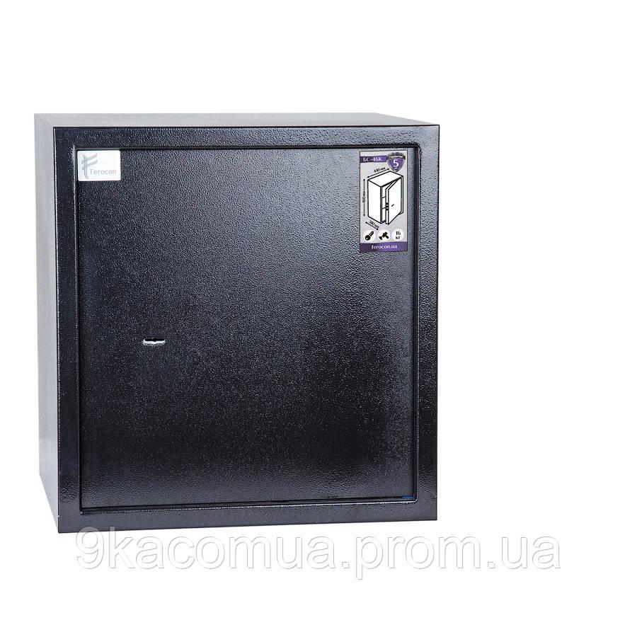 Офисный сейф Ferocon БС-46К.П2.9005