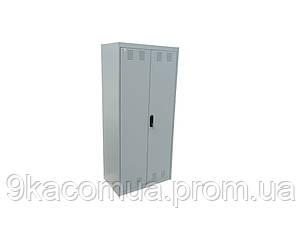Офисный шкаф Ferocon ШБО 12-02-08х18х04-Ц-7035, фото 2