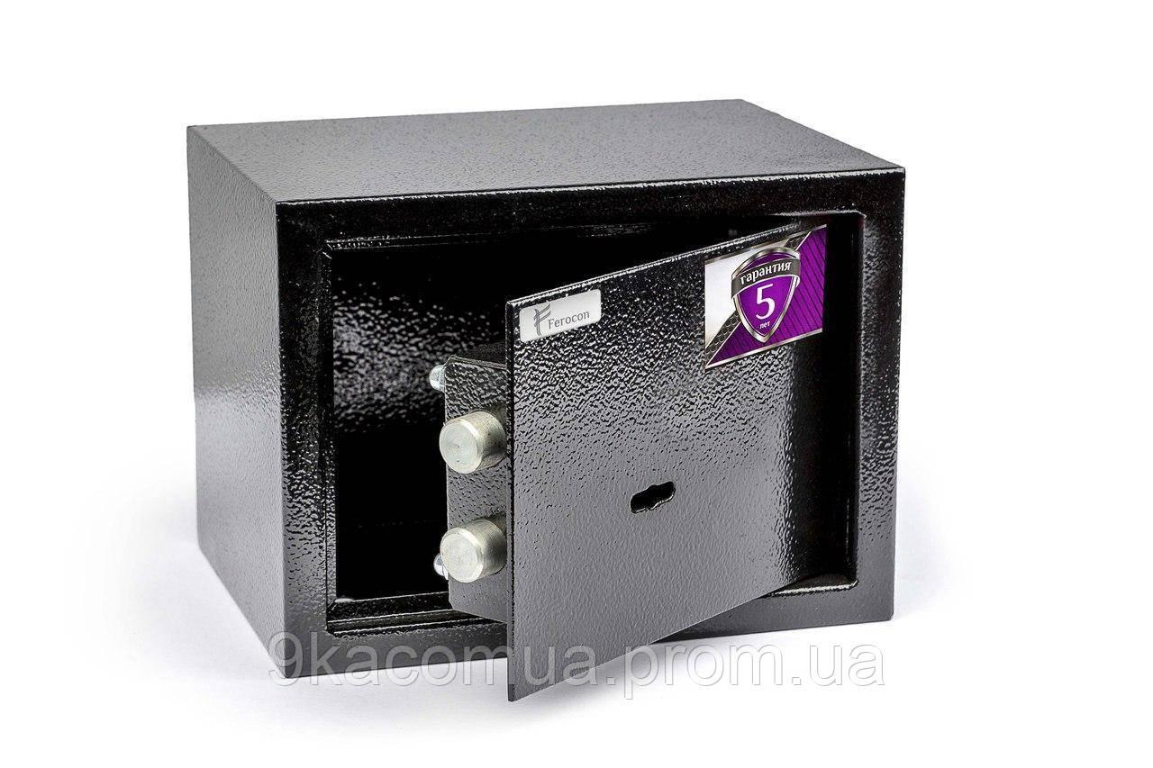 Мебельный Сейф БС-17К.9005 Ferocon