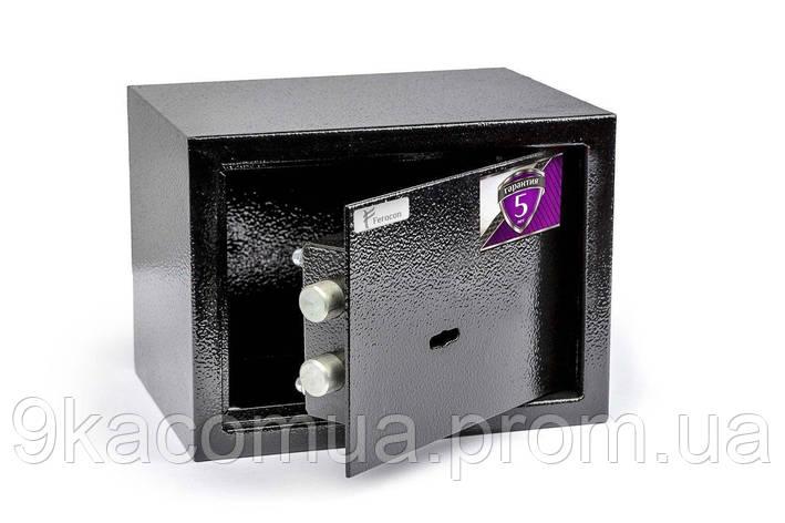 Мебельный Сейф БС-17К.9005 Ferocon, фото 2
