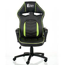 Крісло Nitro black/green