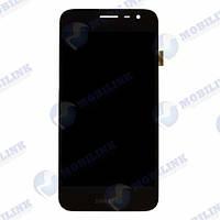 Дисплей на Samsung J260 Galaxy J2 Core Чёрный(Black), GH97-22242A,оригинал! , фото 1